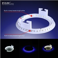 FULOC 6W 9W 16W 24W led Ceiling Recessed panel Light