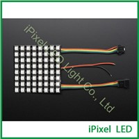 addressable apa102 rgb LED Dot Matrix Display 80*80mm LED screen
