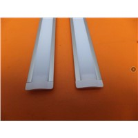 LED aluminium profile for led strip led  bar Stores shelf LED lighting ,floor led profile OEM length 2M/PCS 45PCS/LOT