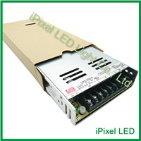 Meanwell Lrs-350-5 Switch Led Power Supply With A Fan