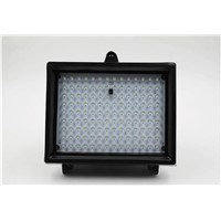 Solar Powered 126LED Flood Light Remote Controller Garden Light LED Floodlight Outdoor Emergency Camping Lights