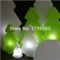 5 pieces/lot Rechargeable glowing Led Christmas lightree lamp of mountain pine tree light for Christmas& Exhibition Decoration