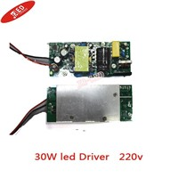 Driver adaptor power supply for 30W led high power led light lamp 85~265V to 30~36V