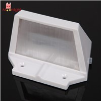 Solar Power Wall Lamp Fence Gutter Light Outdoor Garden Wall Lights Hot Sellling