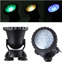 Aquarium Fish Tank LED Bar Submersible Waterproof Rockery Landscaping Light