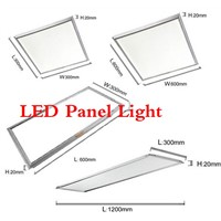DHL Square LED Panel Light 600x600mm 48w 300x300 18w LED Panel 300x600 24w LED Ceiling Light Spotlight 4800lm Indoor Lighting