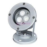 Hotsale AC85-265V 9W IP65 Outdoor LED Garden Spot Light with Spike LED Landscape Lighting 110V inground led tree light
