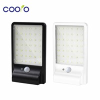 500LM 42led Solar Lamp Outdoor Waterproof Motion Sensor Detector Lamp Sconces Lighting Garden Wall Lamp
