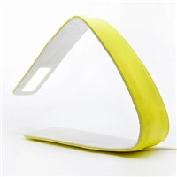 Banana leather led lamp, USB desk lamp dimmable touch