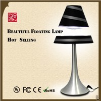 Magical levitation table lamp
