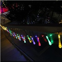T-SUNRISE 30 LED String Waterproof Solar Fairy Lights Solar Garland Outdoor String Lights Solar light for Garden Christmas Party