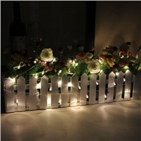 2M/3M/5M/10M Battery Operated Mini Fairy Lights For Indoor Wedding Bedroom Party Valentine's Day Christmas Flasher String Lights