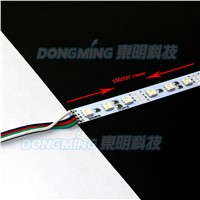 10pcs 1m 72LED 5050 SMD LED desk lamp jewelry lamp luces led light bar luces led strip rgb