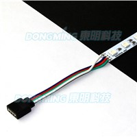150pcs/lot aluminum profile LED luces strip 1M 72 leds 5050 SMD LED Bar Light  rgb 12V for kitchen cabinet wardrobe