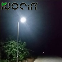 hot sell 56 pcs led outdoor solar street flood light solar powered waterproof ip65 CE ROHS all in one solar street light 56 leds