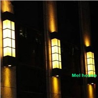LED Garden Lamp Waterproof Outdoor Light Optical  Wall Mount Lighting Outdoor Waterproof Garden Decoration Landscape wall sconce