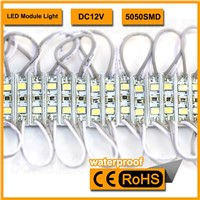 Factory price waterproof IP65 LED module lights 2 leds smd3528 DC 12V power led module high brightness