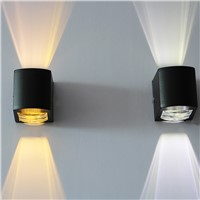Outdoor lighting surface mounted waterproof Led wall lamp,outdoor wall light for garden,balcony