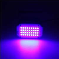 Mini Sound Control Stage Lights 36pcs 5050 RGB LED Strobe Spotlight For Disco Party DJ Light
