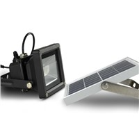Solar LED Lights Garden lamparas 5W White 12 LEDs with Light Sensor Solares Floodlights Spotlights DALLAST