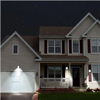 Solar Powered Sensor Street Light 20LEDs Solar Lamp Outdoor Garden Security Spotlight garage Emergency Wall Lamp
