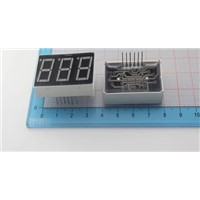 10PCS/LOT  Display  0.36 inches  common anode 7-Seg LED Nixietube 3 Digital Tube  LED Module  LED Segment Displays