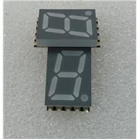 "0.56"" inch   digital tube 7 segment red SMD led display 1 digits"