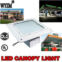 Ship From USA 2Pack 150W Canopy LED Lights,UL List 13000LM 600w HPS/HID Replacement Waterproof High bay LED Lights