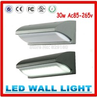 10pcs 30w Led Wall Light Outdoor Waterproof Wall Lamp LED Lighting Light Wall Sconce Garden Lights AC85-265V