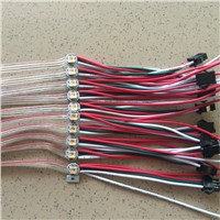 50 x SK6812 Pre-soldered Addressable Individully RGBW led string Neutral white WWA pixel module light panel mini Board 5V