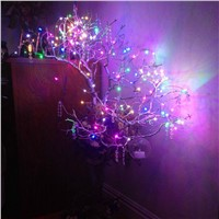 5pc* christmas soft light led christmas Battery Operated Wire Copper Led String led Light for weeding,party,Christmas decoration