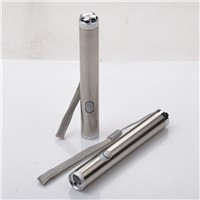 Stainless Steel Multi-Function Infrared Small Flashlight LED Lighting