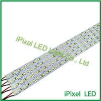 120leds/m smd 2835 pure white aluminum led hard strip,led rigid bar