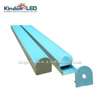 KINDOMLED Aluminum profile with frosted cover end caps for LED strip LED Aluminum profiles/ extrusion channel house for