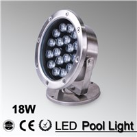 IP68 rgb fountain led flood light Outdoor underwater lamp piscina for swimming pool pond white 12V 220V 3W 6W 9W 12W 18W 10pcs