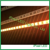 UCS1903 8 pixel smd 5050 RGB digital led light bar ,48leds led rigid bar