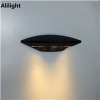Modern LED Exterior Wall Light Outdoor Lighting Porch Lights Sconces Garden Corridor Porch Lamp Aluminum Rustproof Home Fixtures