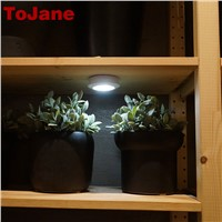 Tojane Led Night Light TG205 Bookcase Showcase Wireless Night Lamp Closet Night Battery Lamp LED Wall Lamp