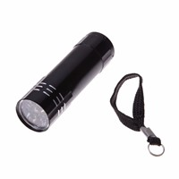 9 LED Mini Portable Flashlight Pocket Led Torch Outdoor Fishing Diving Flashlight Powerful Ultra Bright Camping Lamp