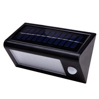 Garden Light 32 LED Solar Power PIR Motion Sensor Garden Lamp Waterproof Wall Light for the Courtyard Municipal Construction