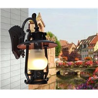 European outdoor lights rain wall outdoor garden lights outdoor waterproof wall lights balcony lights free