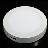 6W LED Panel Lights Round Surface Mounted Downlight Lighting SMD2835 AC85-265V Ceiling Lamp With driver