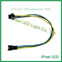 Led Light Strip Extension Cable Line 3528 5050 5630 RGB 3pin Multicolor Connector Cable