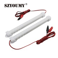 SZYOUMY 50 Pcs DC12V SMD5630 LED Bar Light 20CM 15 Leds Rigid Strip Light Waterproof Led Hard Tube