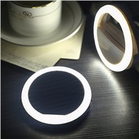 Hot Sale Battery Photography Selfie Ring Light Selfie Portable Flash Led Camera Phone Light Enhancing Led Lamp for Smartphone