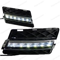 Hot selling DRL Led Daytime running Light For Benz GLK Class 2008-2012 Car styling