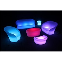 1Pc* Portable under table lighting for wedding party decoration waterproof rechargeable battery lights for home decor