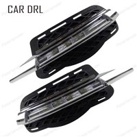 Car Styling DRL New LED Headlight Head Lamp Turn Light For Benz C-class W2014 2011-2012