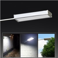 Solar Sensor 48 LED Lamp  Highlight Waterproof Outdoor Wall Lamp Security Spot Light By Microwave Radar Motion Street Light