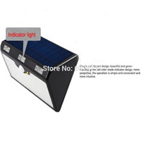 4800AMH,4 Model Solar Deck LED Lights ,Waterproof Outdoor Solar LED Sign Light System for Patio, Deck, Yard, Garden